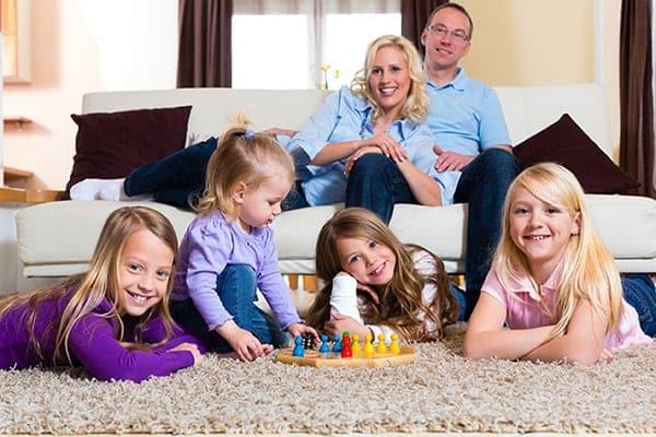 tapijt reinigen gezond wonen